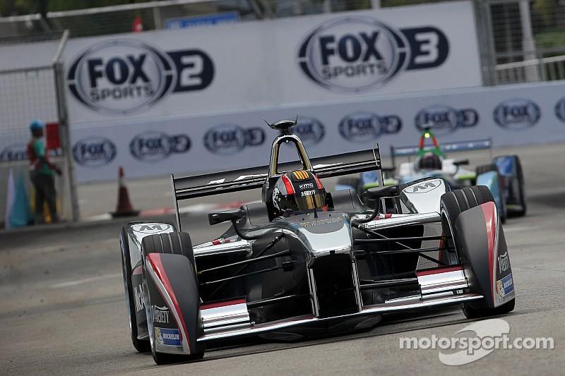 Servia takes Putrajaya pole as Prost faces grid penalty