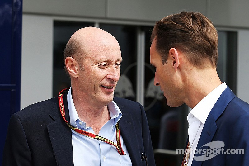 Angry teams happier after Mackenzie meeting