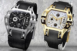 Formula 1 Special feature Wryst: Motorsports-inspired Swiss watch design