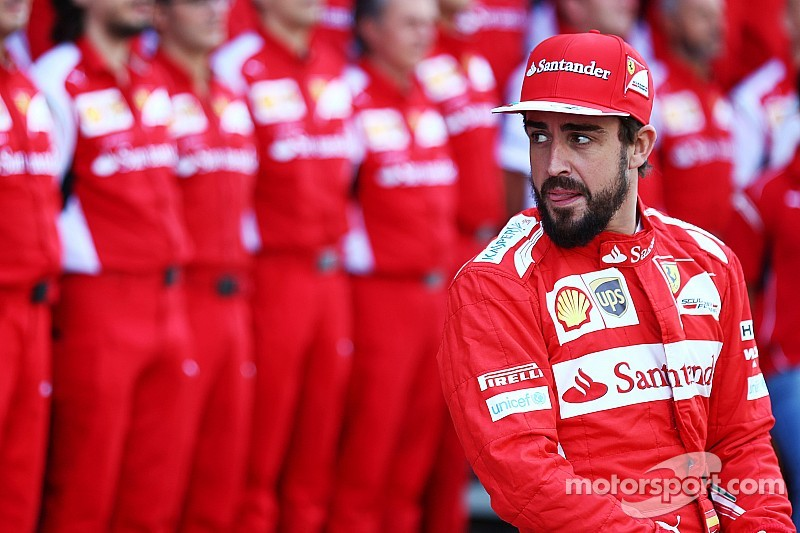 Former Spanish King says Alonso 'going to McLaren'