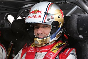 WRC Breaking news Sébastien Loeb to compete at 2015 Rallye Monte-Carlo in a DS 3 WRC!