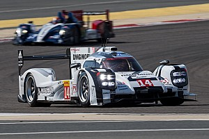 WEC Preview Porsche Team's batteries fully charged for the finale