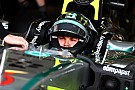 Rosberg 'not angry' with Mercedes after title loss