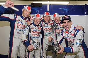 WEC Race report WEC: Porsche wins the battle, but Toyota wins the war