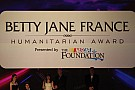 Daniel Noltemeyer wins Betty Jane France Humanitarian Award