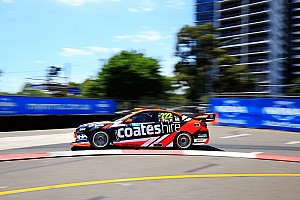 Percat completes sensational debut in V8 Supercar Championship