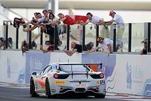 Ferrari Race report Ferrari Challenge Coppa Shell crowns champion