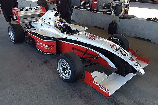 Weiron Tan to drive for Andretti Autosport in Pro Mazda