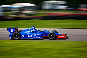 IndyCar Breaking news NTT Data joins Kanaan for 2015 IndyCar season