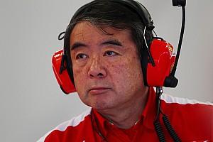 Tyre expert Hamashima joins Ferrari exodus