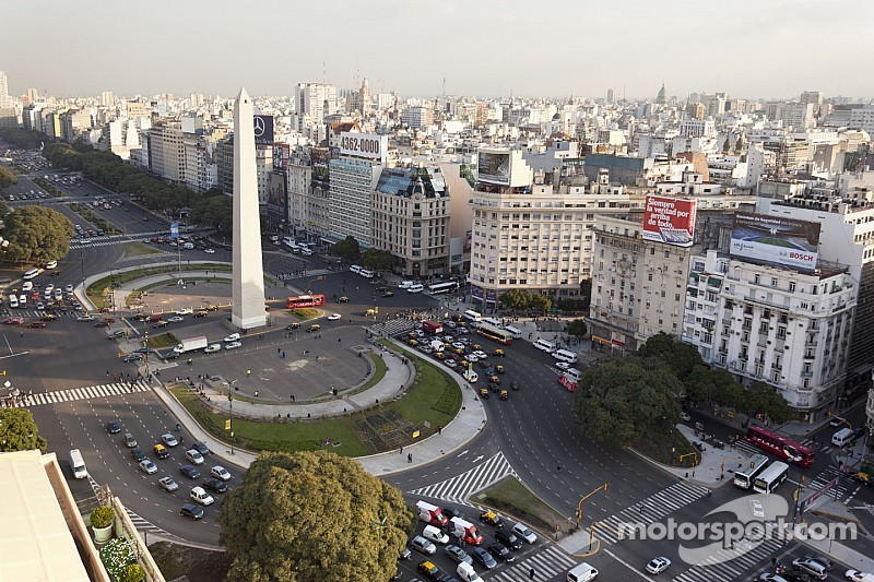Tickets on sale for Buenos Aires ePrix