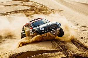 Dakar Preview The 2015 Dakar: Marathon-Style