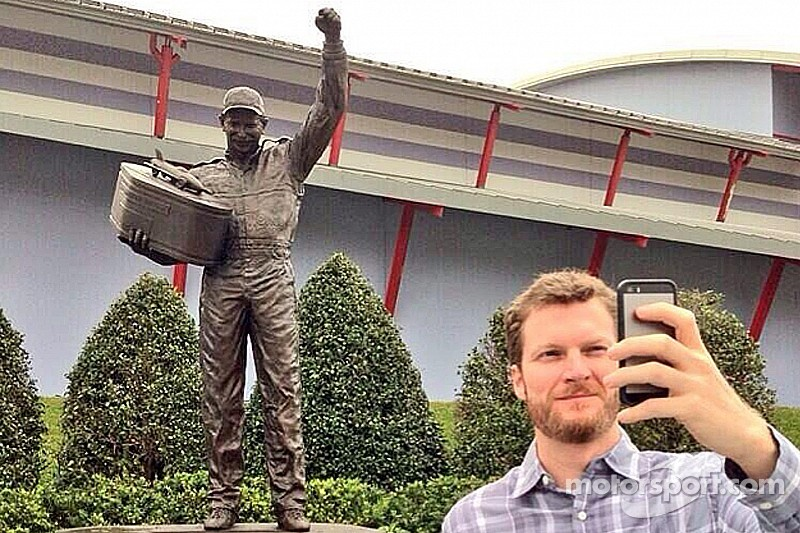 Top 20 moments of 2014, #15: It's about time, Dale Jr and Will Power