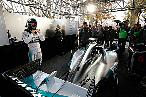 Formula 1 Rumor Mercedes to test 2015 car in January - Wolff