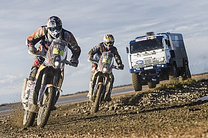 Dakar Analysis Day 2: Mini-skirts but maximum ambitions