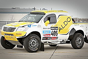 Dakar Preview ALDO Racing ready for the big test on Sunday