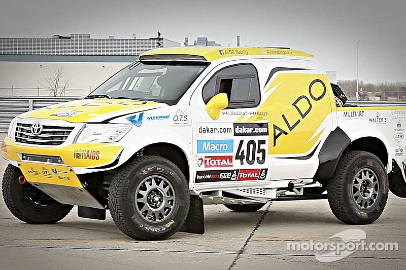 ALDO Racing ready for the big test on Sunday