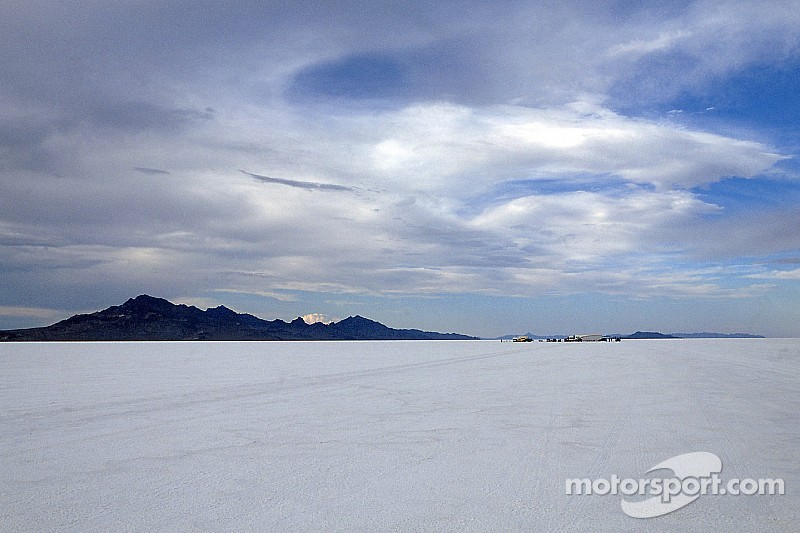 Danny Thompson's quest to be fastest at Bonneville