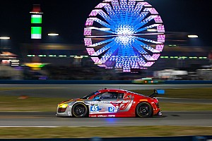 IMSA Breaking news Flying Lizard sets driver lineup for Rolex 24