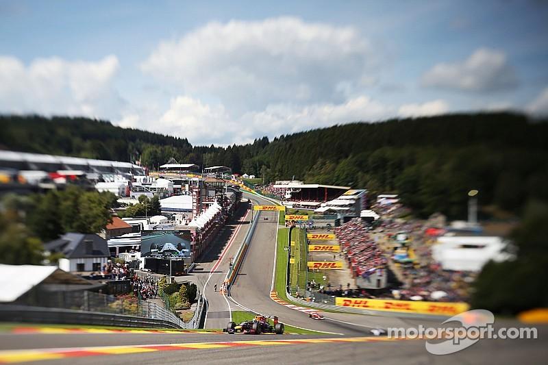 Spa extends F1 race deal through 2018