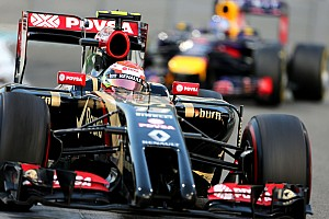 Lotus paid 2015 entry fee late - reports
