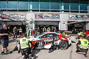 KPM Racing qualifies seventh for Dubai 24 Hours