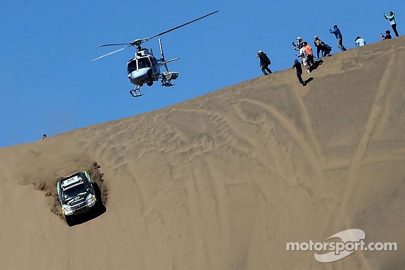 2015 Dakar Rally: Stage 5 results