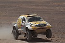 The ALDO Racing Team scores an excellent 27th place finish in stage 6 of the 2015 Dakar