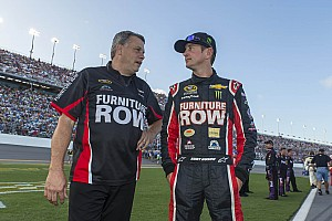 Todd Berrier diving into new role at JGR
