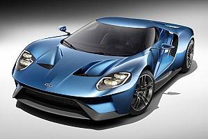 Automotive Breaking news 2016 Ford GT unveiled