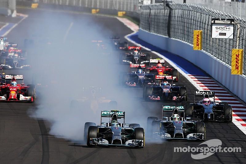 "Gian Carlo Minardi: ""What a surprise"""