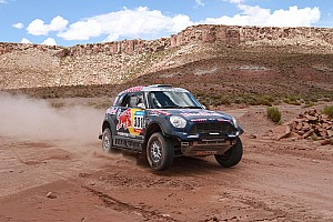 Dakar Stage report Barreda and Al-Attiyah win again