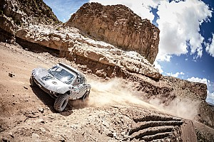 Dakar Breaking news Dakar leaders with two days remaining