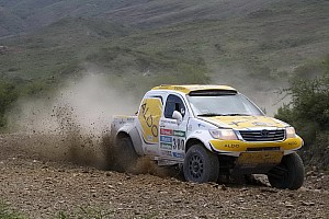 Dakar Stage report Two more solid performances from ALDO Racing at the 2015 Dakar