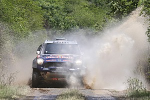 Dakar Stage report Nasser Al-Attiyah comfortably leading the overall classification with just one stage to go