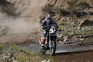 Dakar Race report Pain signs off with overall top ten finish after shortened Dakar finale