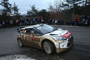 WRC Stage report Loeb holds onto lead at Monte Carlo