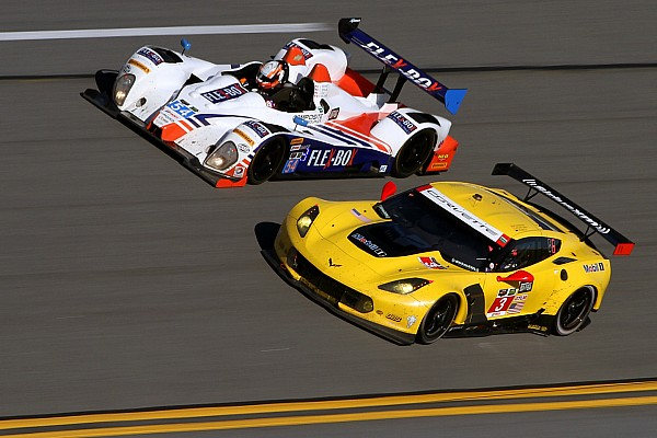 Rolex 24: 21 hours in and it's still anybody's race