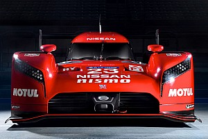 Nissan GT-R LM NISMO revealed in Super Bowl commercial - video