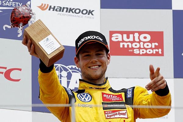 Blomqvist grabs final place in BMW squad