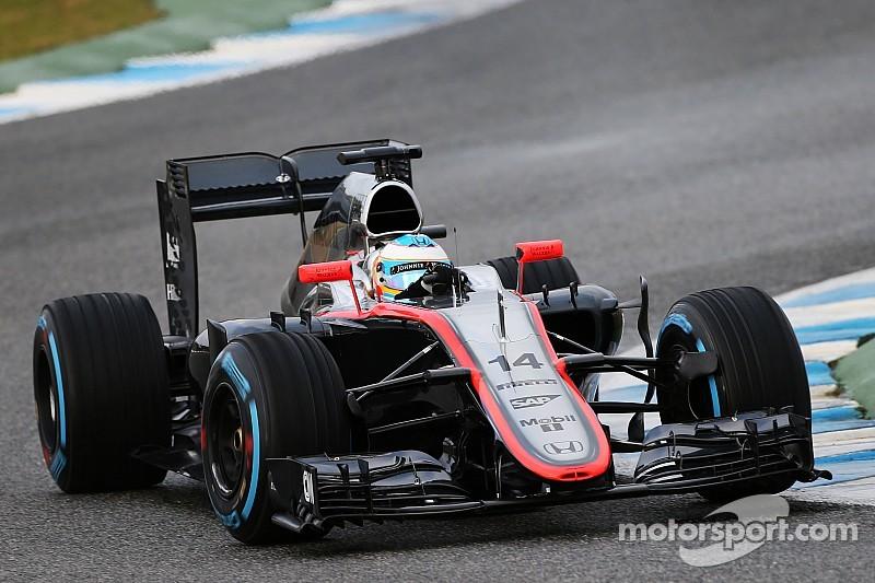 McLaren forced to stop again despite Honda progress
