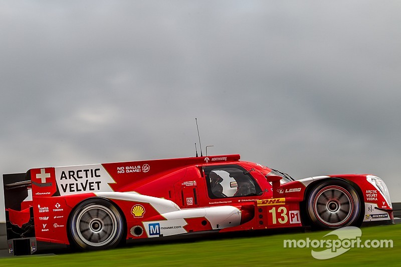 Rebellion switches to AER engines, to miss opening WEC round of 2015