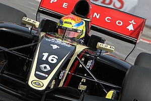 Formula 3.5 Breaking news Lotus team decided their line-up for 2015