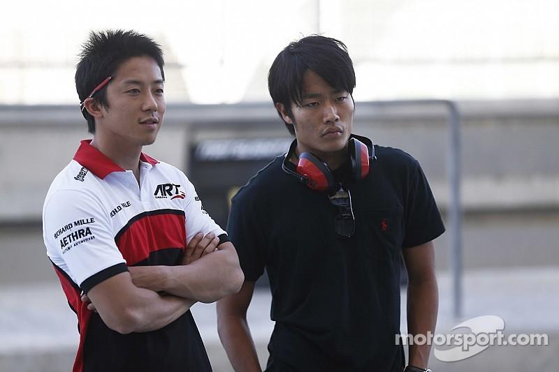 Japan F3 champion Matsushita completes ART's GP2 line-up