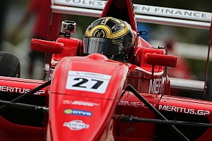 Aussie open wheeler with IndyCar dream