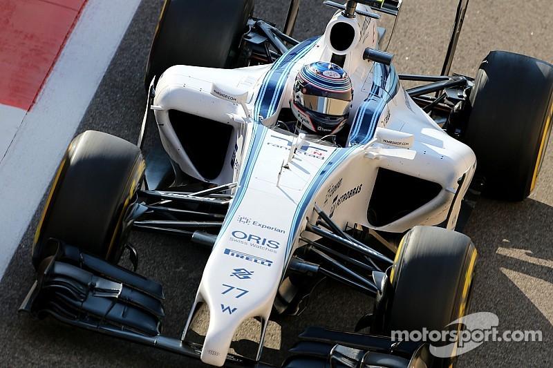 Williams 'más peligroso' de 2015 rival: Wolff