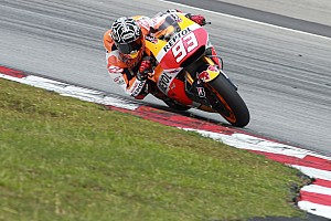 MotoGP Testing report Marquez ticks all the boxes with final day of testing in Sepang