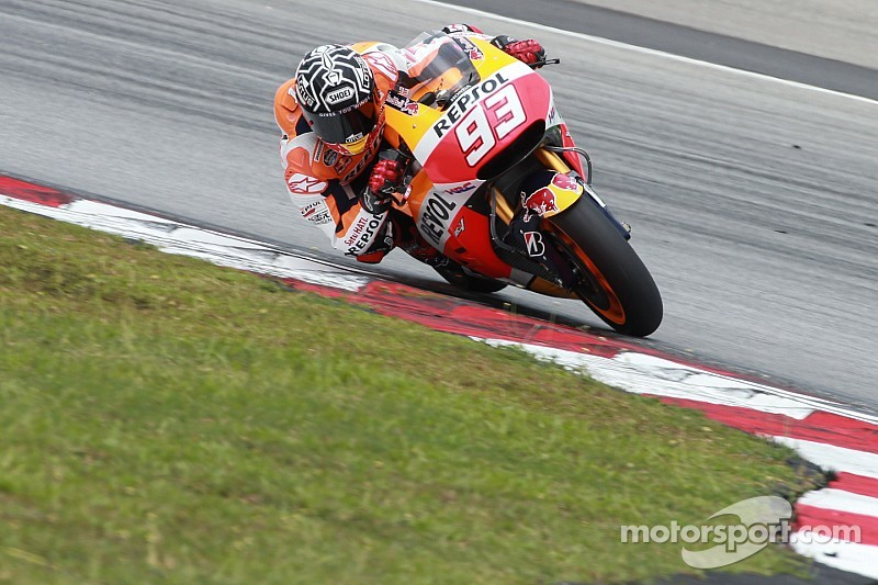 Marquez ticks all the boxes with final day of testing in Sepang