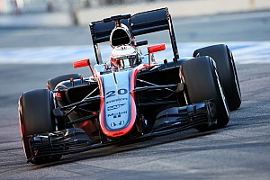 Formula 1 Testing report With Magnussen replacing Alonso, McLaren completes a useful test programme in Barcelona