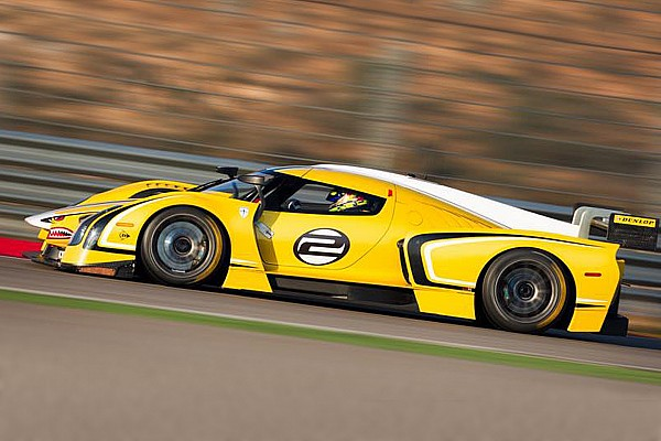 SCG003 set for public unveiling this week